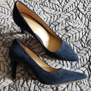Michael Kors Denim Pumps